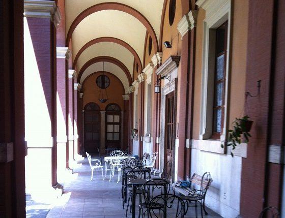 bo i kloster i rom